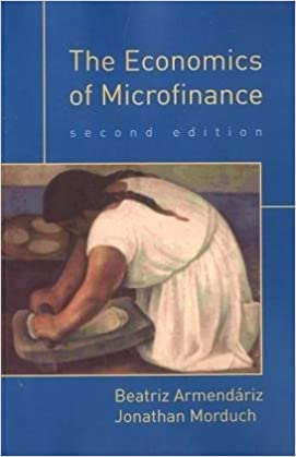 image for The Economics of Microfinance (The MIT Press)