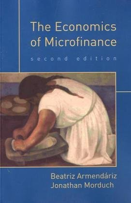 The Economics of Microfinance (MIT Press) [Beatriz Armendariz - Jonathan Morduch] (Tapa Blanda)