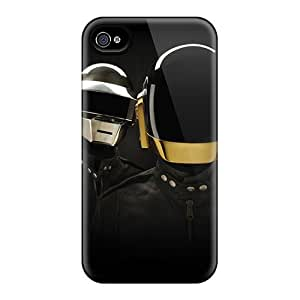 Iphone High Quality Tpu Case/ Electronic Duo Daft Punk OZj3021uNUp Case Cover For iPhone 6 plus 5.5