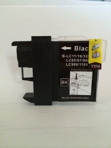 Brother lc61 bk Performance Compatible