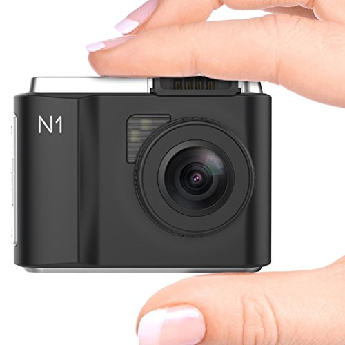 VANTRUE Upgraded N1 Small Dash Cam, Full HD 108...