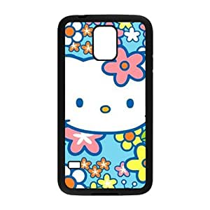 Hope-Store Hello kitty Phone Case for samsung galaxy S5 Case
