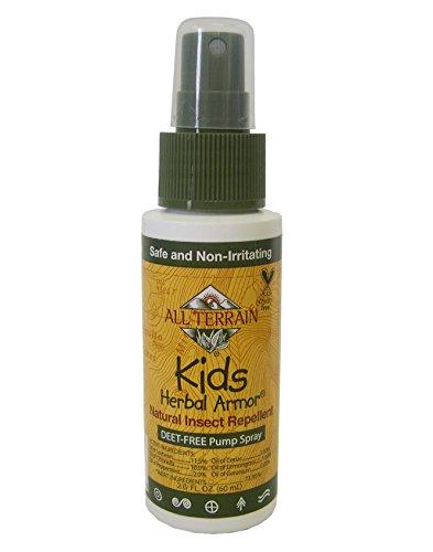 All Terrain DEET Free Natural Repellent