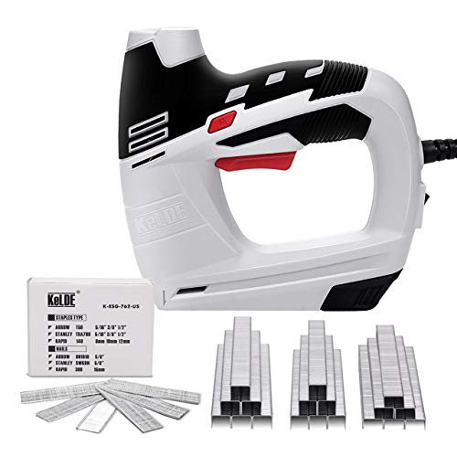 KeLDE Electric Staple Gun Kit