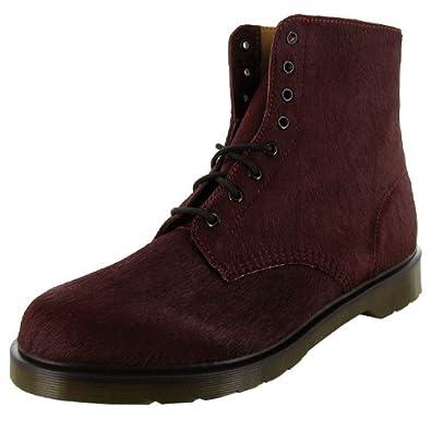 c2df4a1264fc5 Amazon.com | Dr. Martens Men's 'Pascal' 8 Eye Boot, Cherry Red, UK ...