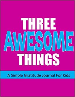im thankful for daily gratitude journal for kids with writing prompts to express gratitude 100 pages violet volume 8