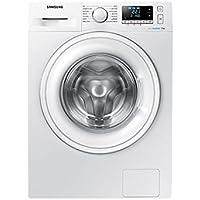 Samsung WW70J5556DW Autonome Charge avant 7kg 1400tr/min A+++ Blanc machine à laver - Machines à laver (Autonome, Charge avant, Blanc, boutons, Rotatif, Gauche, LED)