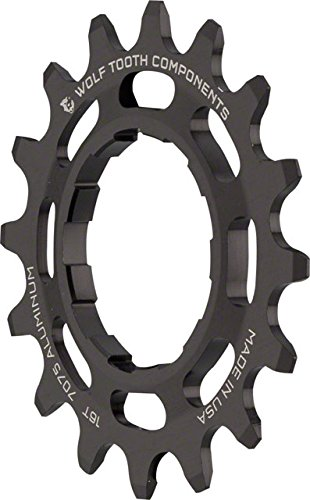 Wolf Tooth Components Stain Steel Single Speed Cog - 16T