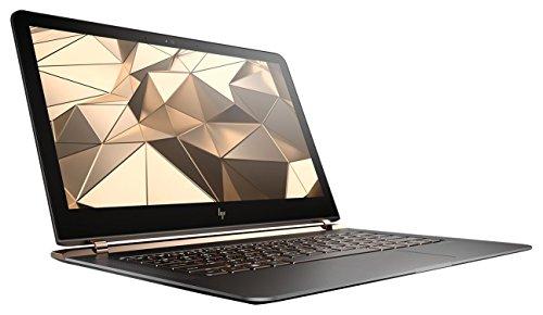 HP Spectre (13-v002ng) 33,8 cm (13,3 Zoll FHD IPS) Notebook (Intel Core i7-6500U, 8 GB RAM, 256 SSD, Intel HD-Grafikkarte 520, Integriert, Windows 10) silber