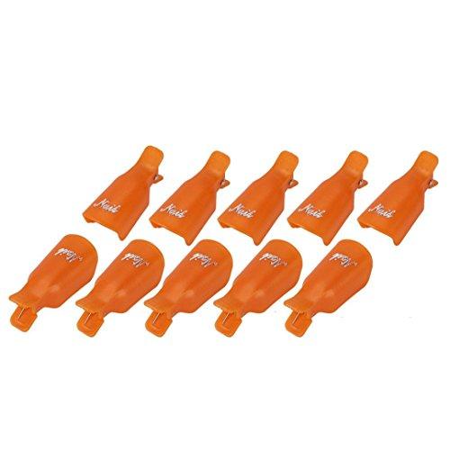 Tappo Polish Remover UV Remover Polish Clip Art Wrap Strumento Nail Zolimx Off 5 Plastica Soak Gel 0UwpwqT