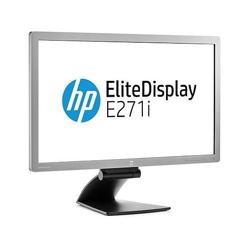"HP Business E271i 27"" Led Lcd Monitor . 16:9 . 7 Ms . Adj..."