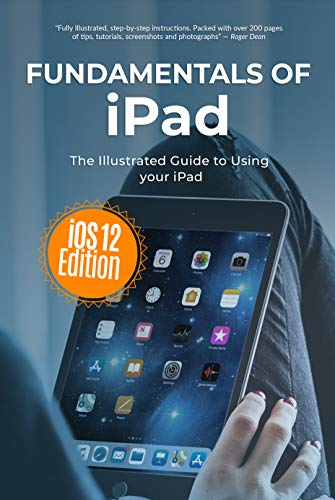 Amazon com: Fundamentals of iPad iOS 12 Edition: The