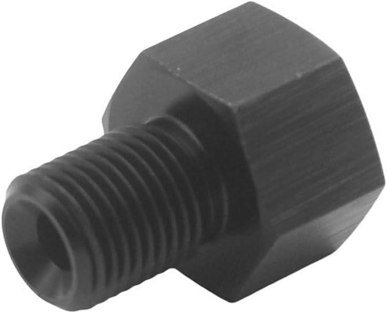 B Baosity 1x 1//8NPT Female To M10x1.0 Male Adapter