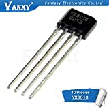 10PCS YX8018 TO-94 8018 TO94 Solar Light Joule Thief DC DC Converter Booster IC 1.25V