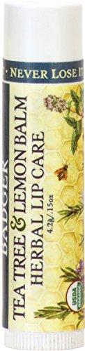 badger-certified-organic-herbal-lip-balm-stick-tea-tree-lemon-balm-015-oz