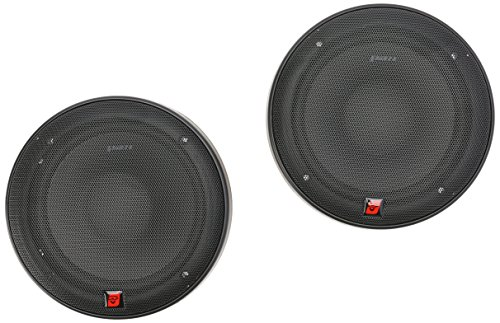 CERWIN VEGA XED650C 6.5-Inch 300 Watts Max 2-Way Component Speaker Set