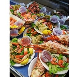 Seafood Sampler Variety Pack by Cape Porpoise Lobster Co. Inc.