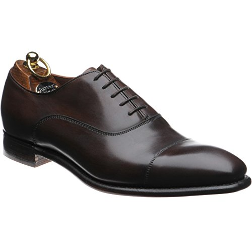 42 in Churchill Burnished 5 Marrone Mocca EU Aringa Mocca brunito II Oxford qStxwqgz4