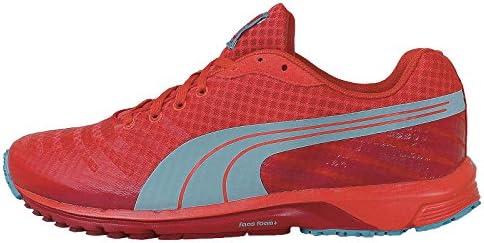 e5a33921cf9908 Puma Men s Faas 300 v3 Red Mesh Running Shoes - 10UK India (44.5EU ...