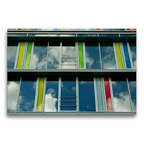 CALVENDO Orte Toile Murale Moderne en Textile 75 x 50 cm
