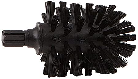 Toilet Brush Head : Hansgrohe 40068000 loose toilet brush head black.: amazon.co.uk
