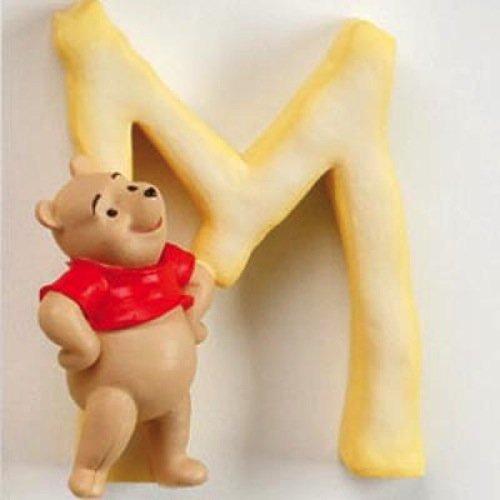 Disney Pooh & Friends Magnetic Alphabet Letter, M