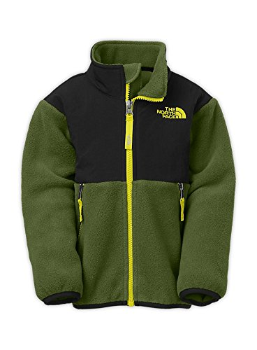 Toddler Boys Northface Denali Jacket Scallion Green (5)