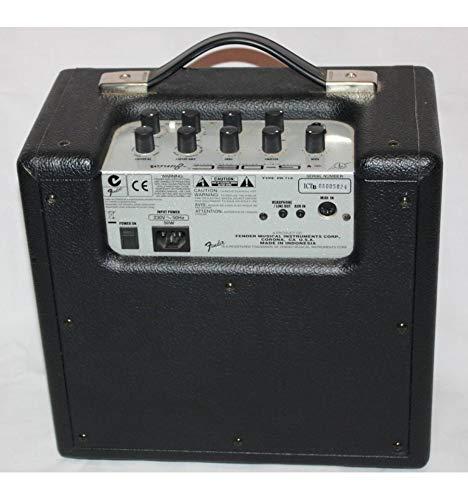 Fender G-DEC amplificador de guitarra eléctrica 15 W, segunda mano: Amazon.es: Instrumentos musicales