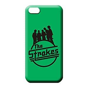 iphone 6 normal Hybrid Design fashion phone carrying cases the strokes green logo