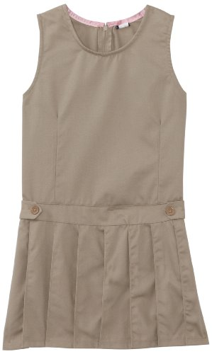 us-polo-association-school-uniform-big-girls-twill-jumper-with-pleated-bottom-khaki-7