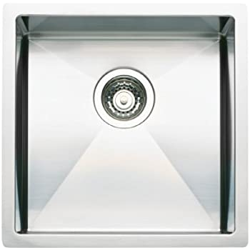 Blanco 515638 Precision R10 Bar Sink, Stainless Steel