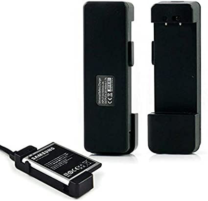 OcioDual Cargador de bateria Externo Micro USB para Samsung Galaxy ...