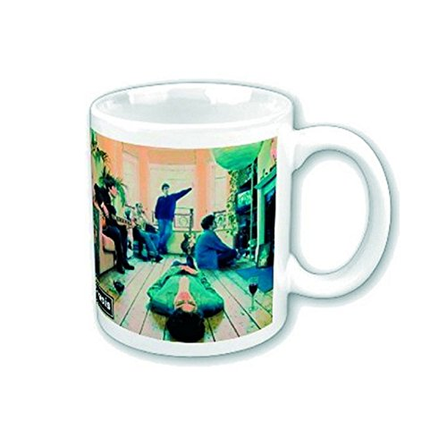 Oasis Mug Definitely Maybe new official Boxed