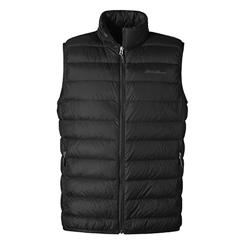Eddie Bauer Men's CirrusLite Down Vest, Black Regular XL by Eddie Bauer