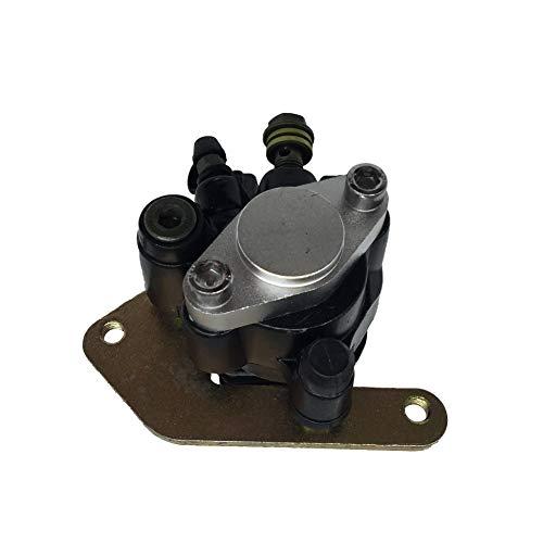 Hity Motor Rear Brake Caliper With Brake Pads For YAMAHA BANSHEE 350 1987-2006 YFZ350 WOLVERINE 350 4X4 1995-2005 YFM350