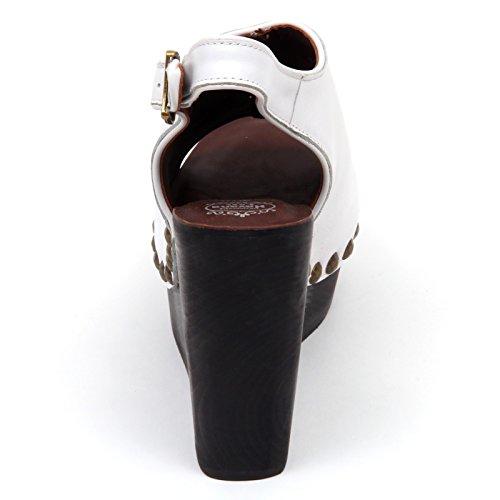 D2186 Bianco Woman Sandalo Snick Zeppa Bianco Jeffrey Donna Campbell Shoe Scarpe Rqw5Tf