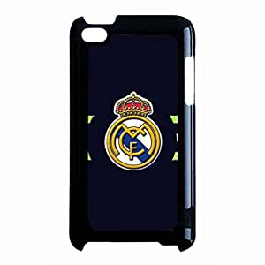 Primary Hard Shock Absorption Protective funda de For iPod Touch 4th Real Madrid Club De FúTbol funda de
