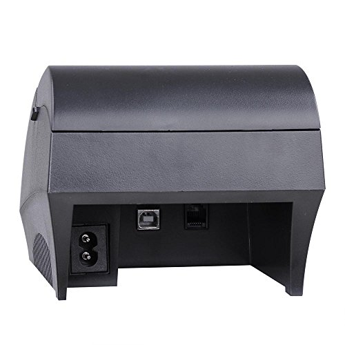 Portable Desktop Direct Thermal Barcode Label Printer US Delivery by ZeHuoGe (Image #4)