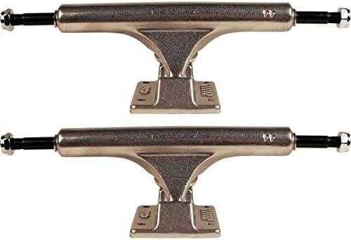 Set Of 2 Ace High 66//6.75 Raw Skateboard Trucks