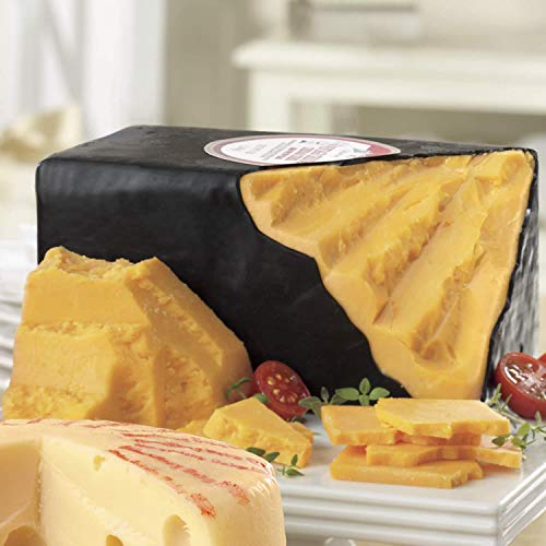 1-lb. Vintage Cheddar Cheese from The Swiss Colony