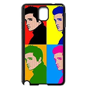 Elvis Samsung Galaxy Note 3 Cell Phone Case Black JR5226374