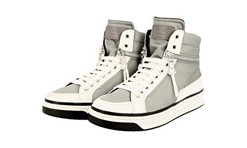 Prada Womens 3t6011 Läder Sneaker