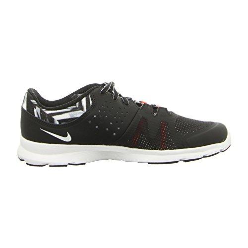 Donna nero Nike bianco 7 Pantaloni Y4Epwqp5n
