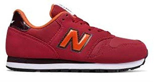 Sneaker Enfant basse Rouge kj373z6y-New Balance