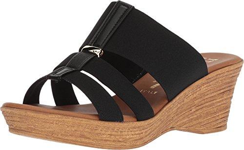 ITALIAN Shoemakers Women's Maylee Black 9 M US M