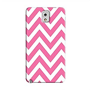 Cover It Up Bubblegum Strip Hard Case For Samsung Galaxy Note 3