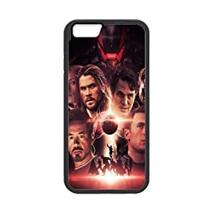 The Avengers FG0069518 Phone Back Case Customized Art Print Design Hard Shell Protection IPhone 6 Plus