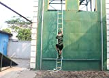 Aoneky Fire Escape Rope Ladder - 16 Ft or 32 Ft