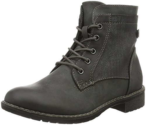 Jane Klain Bootie, Women's Warm-Lined Short-Shaft Boots and Bootees Black - Schwarz (000 Black)