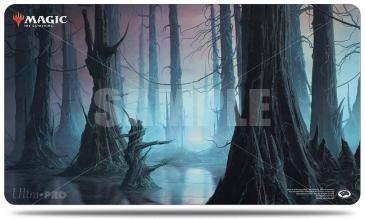 MTG Unstable John Avon Swamp Ultra Pro Printed Art Magic The Gathering Card Game Playmat